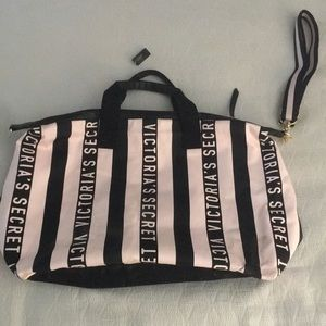 Victoria's Secret Weekender/Deluxe make up bag